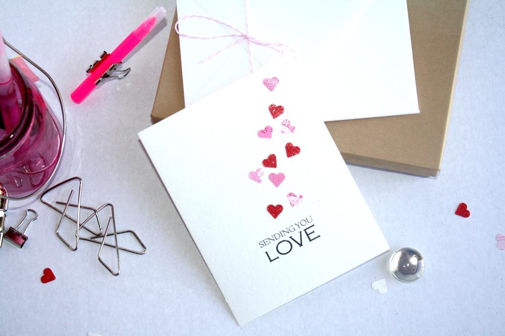 Sending you love!